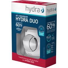 "Kit Conversor Hydra Max para Hydra Duo 1.1/2"" Hydra Duo Cromado - Deca"