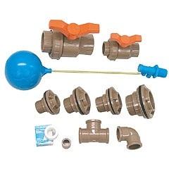 Kit de Instalação para Caixa D'Água  - Tigre