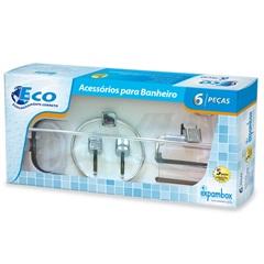 Kit Eco  6 Peças com Toalha - Expambox