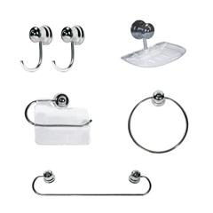 Kit para Banheiro Plus Especial Copa 5 Peças - Sicmol