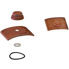 Kit para Fixação com Parafuso para Telha com 20 Peças Cerâmica