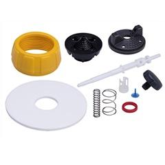 Kit Reparo para Pistola Frontal 10x16,5cm Amarelo E Preto