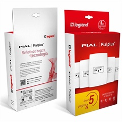 Kit Tomada 2p/T P Plus Le - Pial Legrand