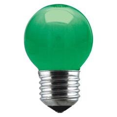 Lâmpada Bolinha Verde 15w 220v - Taschibra