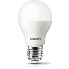 Lampada Bulbo Led 7w Bra - Philips