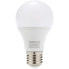 Lâmpada de Led Bulbo a60 Amarela 9 W - Casanova