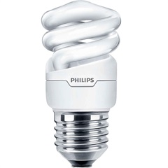 Lâmpada Eco Twister 8w 110v Branca - Philips