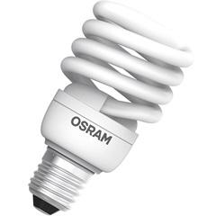 Lâmpada Eletrônica Espiral 15w 220v Amarela - Osram