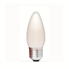 Lâmpada Incandescente Vela Lisa Luz Suave 25w 127v - Philips