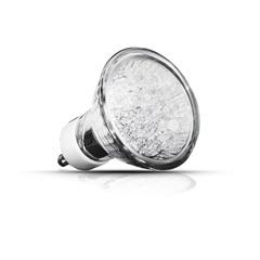 Lâmpada Led 127v Branca Gu10             - Bronzearte