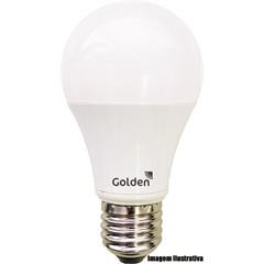 Lâmpada Led a60 12w Bivolt 6.5k - Golden