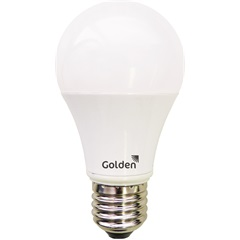 Lâmpada Led a60 5w Bivolt 6.5k - Golden