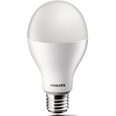 Lâmpada Led Bulbo 13w Bivolt Branca - Philips