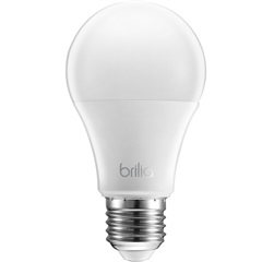 Lâmpada Led Bulbo a60 12w Bivolt Smart 3000k - Brilia