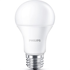 Lâmpada Led Bulbo a60 7,5w Bivolt 3000k  - Philips