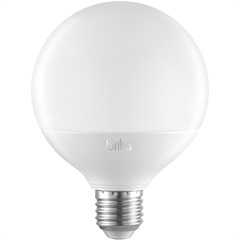 Lâmpada Led Bulbo Balloon G95 9w Bivolt Intelligent 2700k - Brilia