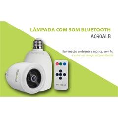 Lâmpada Led com Áudio Bluetooth Ref.: a090alb  - Pixel TI