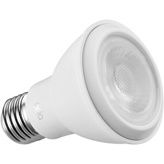 Lâmpada Led Par20 7w Bivolt Smart 3000k - Brilia