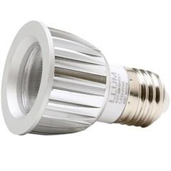 Lâmpada Power Led 1 Luz 3 W E 27 Bivolt Cromada - Bronzearte