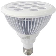 Lampada Power Led Par 38 12 Luzes 18w Bivolt Neutra       - Bronzearte