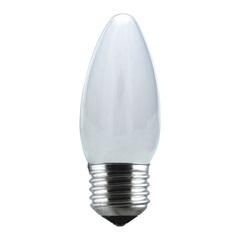 Lâmpada Vela Leitosa 25w 127v - Taschibra