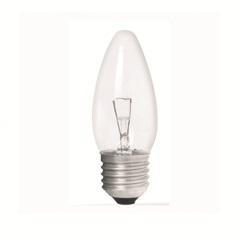 Lâmpada Vela Lisa Clara 40w 127v - Philips