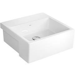 Lavatório de Semi Encaixe Branco Gelo Ref.: L830 - Deca