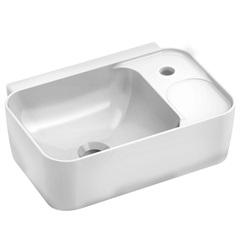 Lavatório Suspenso Eco 40x30 Branco  - Celite