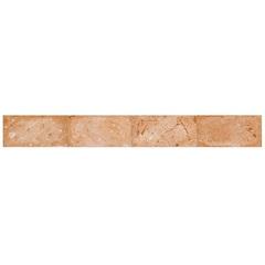 Listelo Brick Hd Cut Retificado Acetinado Tijolo 11x87,7cm - Portinari