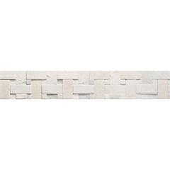 Listelo Retificado Elevado Hd 15x87,7cm Peça - Portinari