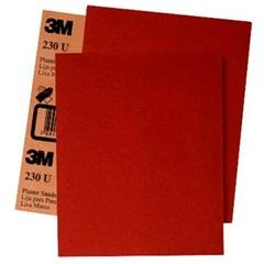 Lixa Massa Nº 220 Vermelha - 3M
