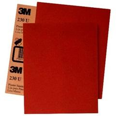 Lixa Massa Nº 80 Vermelha - 3M