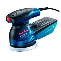 Lixadeira Excêntrica 250w 110v Gex 125-1 Ae Professional Azul E Preta - Bosch