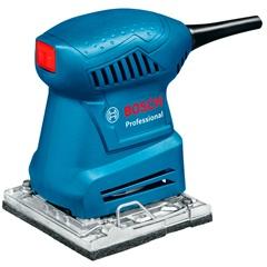 Lixadeira Orbital 180w 110v Gss 140-1 Professional Azul E Preta - Bosch