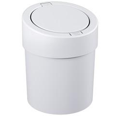 Lixeira Automática Branca de 5 Litros - Coza