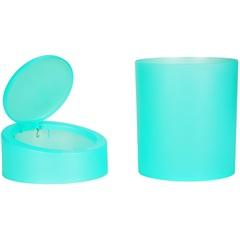Lixeira de Plástico de 5 Litros Verde  - Coza
