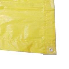 Lona Carreteiro Amarela 4x3m  - Plasitap