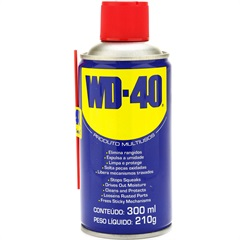 Lubrificante Spray Wd-40 300ml