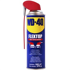 Lubrificante Spray Wd-40 Flextop 500ml - Worker