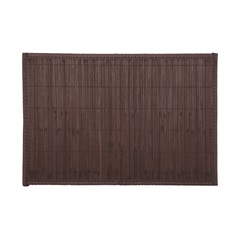 Lugar Americano de Bambu Marrom - Conthey