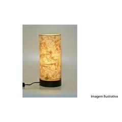 Luminária de Mesa Folha Seca - LS lumina