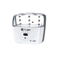 Luminária Emergencia de Tomada 9 Leds Ref: Zl.2425  - Z. Light