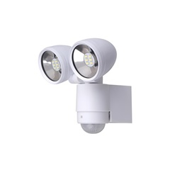 Luminária Led Dupla Inteligente  - Ecoforce