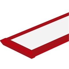 Luminária Led Slim 10 Vermelho - Taschibra