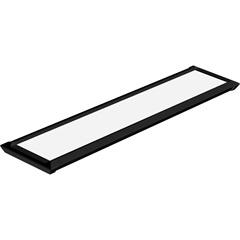 Luminária Led Tl Slim 5 Autovolt em Alumínio 10w Preta - Taschibra
