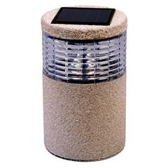 Luminária Solar Torre Decorativa 6130    - DNI