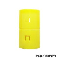 Luva de Pressão para Eletroduto Corrugado Pvc 1  - Metropac