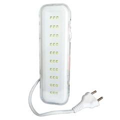 Luz de Emergência 30 Leds Bivolt Ref. 6936 - DNI