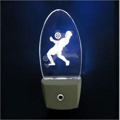 Luz Noturna Jogador com Movimento 6152 Bivolt - DNI