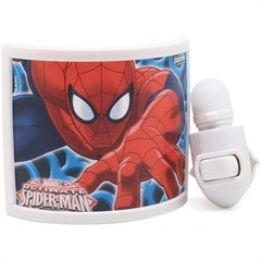 Luz Noturna Led Spider Man - Startec